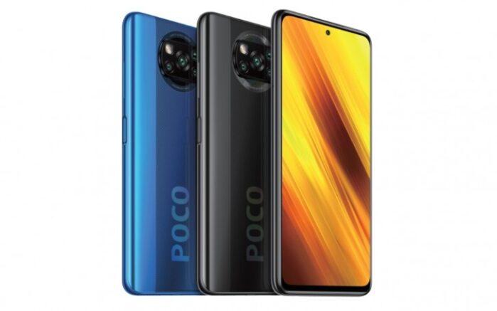 Poco X3 NFC scocca e colori