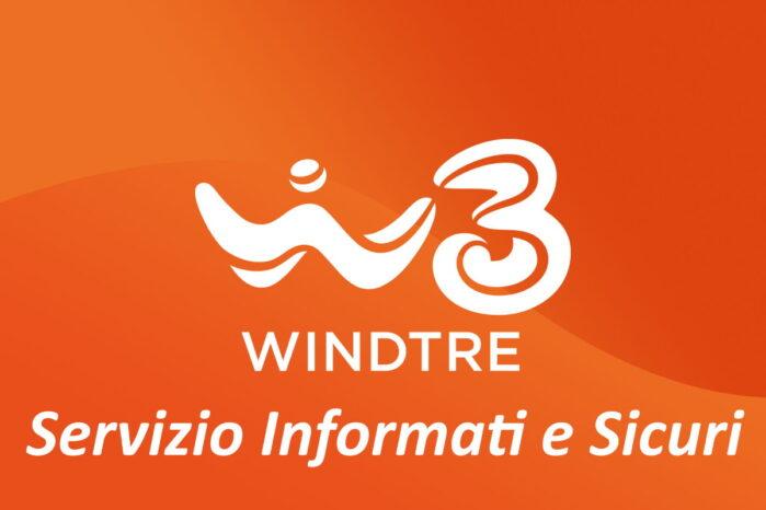 WindTre Servizio Informati e Sicuri