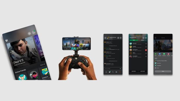 Xbox Beta App per giocare da remoto su Android dalla console aggiornamento