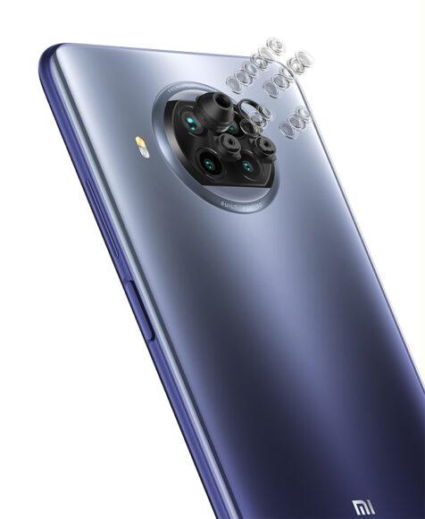 Xiaomi MI 10T Lite fotocamera posteriore