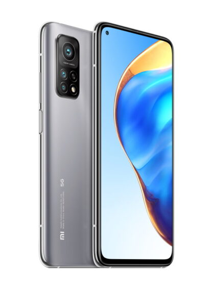Xiaomi MI 10T Pro argento