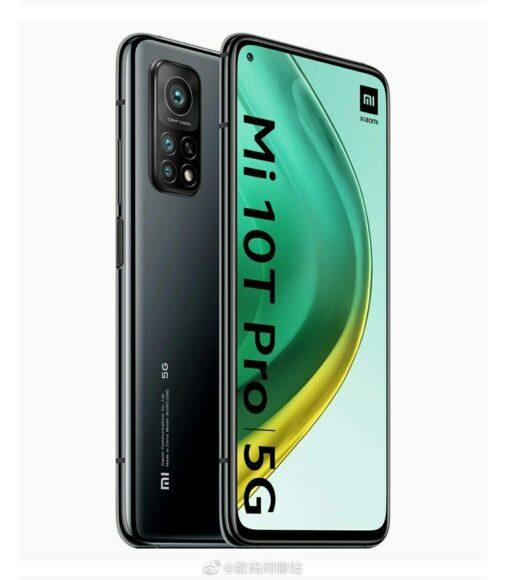Xiaomi MI 10T Pro design 1