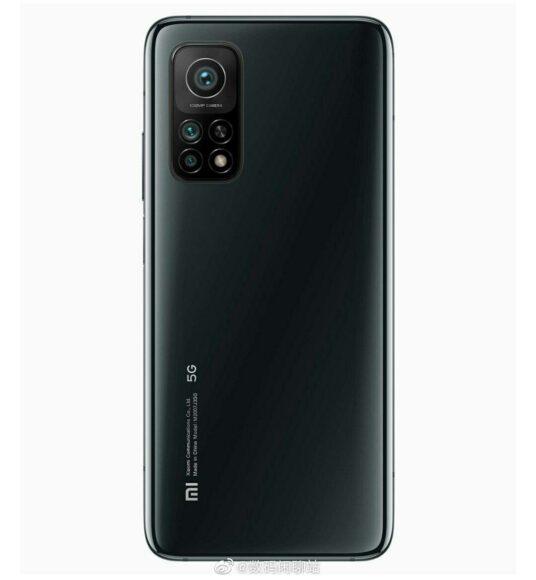Xiaomi MI 10T Pro design cover posteriore