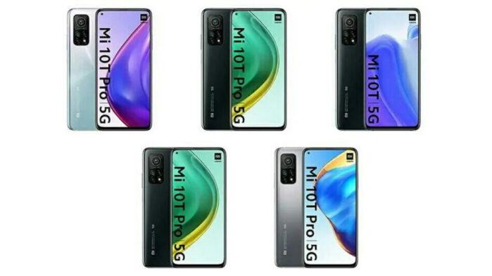 Xiaomi MI 10T serie data annuncio ufficiale