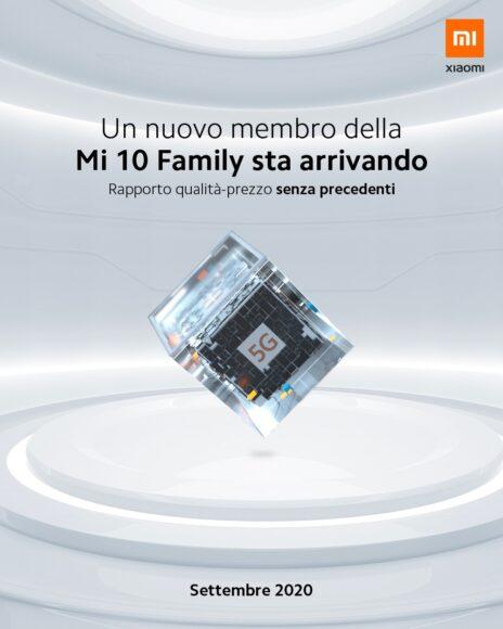 Xiaomi Mi 10 5G economico settembre 2020