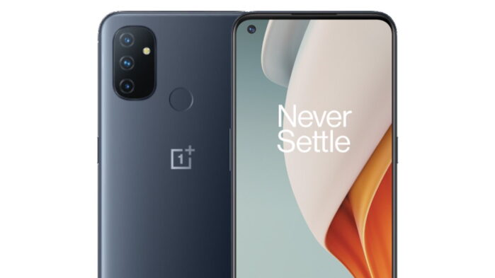 OnePLus Nord N100 ufficiale