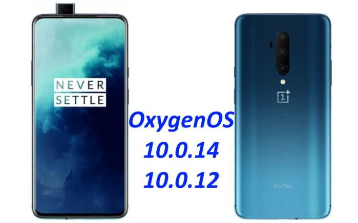 OnePlus 7T e 7T Pro aggiornamento Oxygen OS ottobre 2020