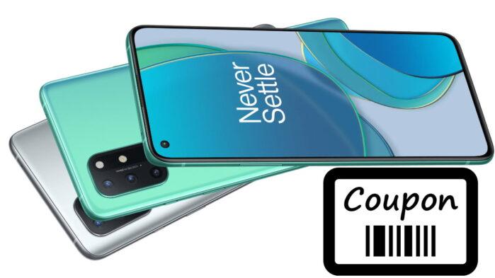 OnePlus 8T coupon con prezzo offerta