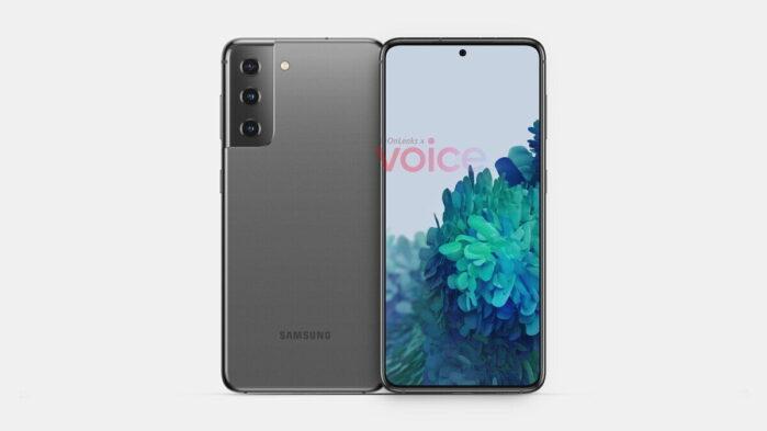 Samsung Galaxy S21 Render-2