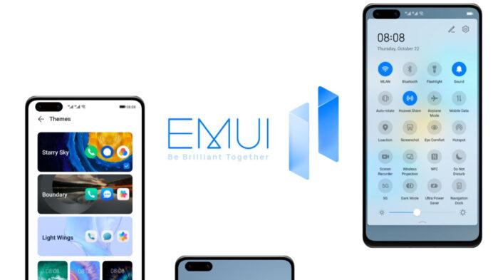 Aggiornamento EMUI 11 smartphone e tablet Italia