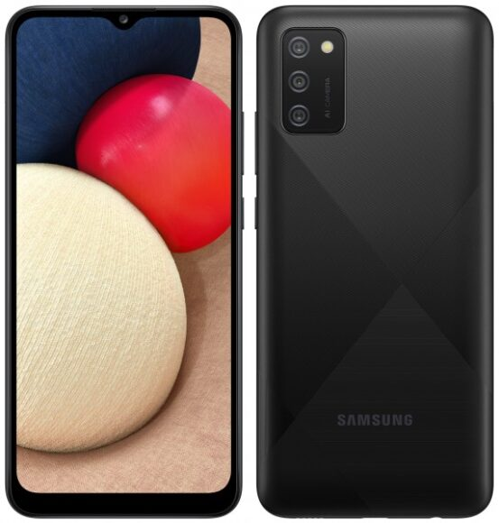 Galaxy A02s design 1