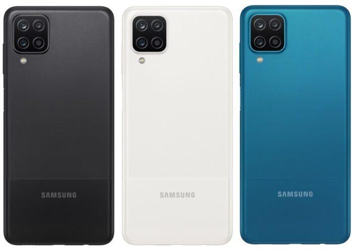 Galaxy A12 Design 2