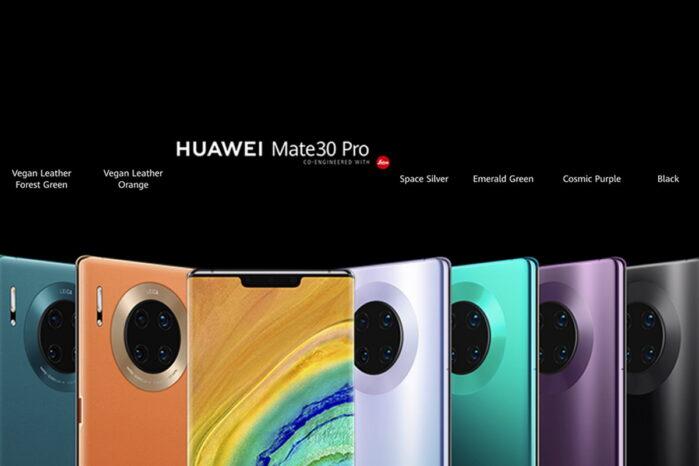 Huawei Mate 30 pro EMUI 11 aggiornamento iniziato