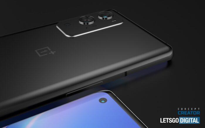 OnePLus 9 pro design nero 3