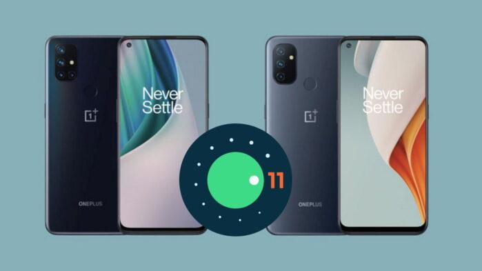 OnePlus Nord N10 5g e Nord N100 si aggiorneranno solo ad Android 11