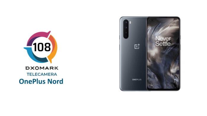 OnePlus Nord recensione camera DxOMark