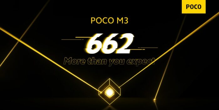 Poco M3 chipset