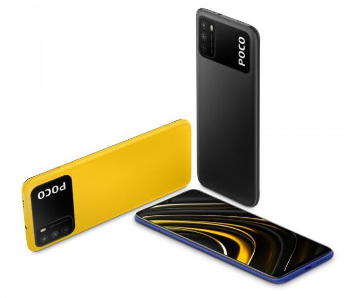 Poco M3 design 1