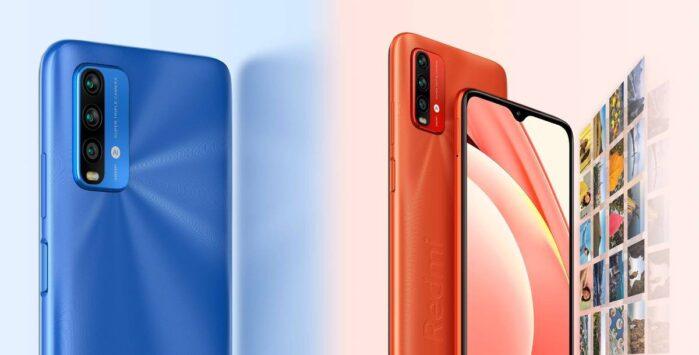 Redmi Note 9 4G Cina