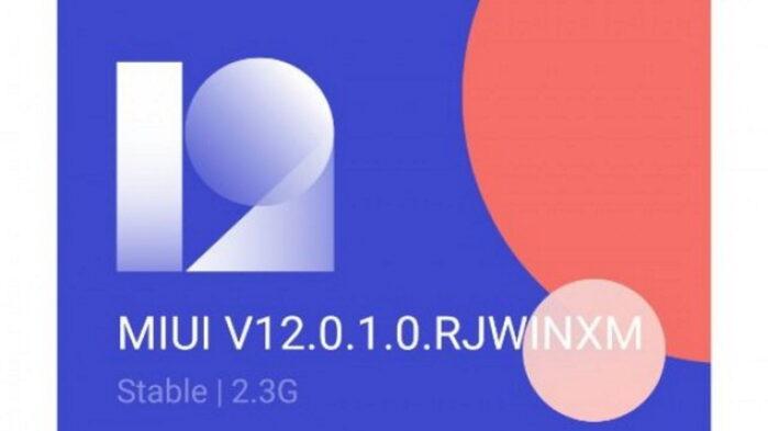 Redmi Note 9 Pro India Android 11 MIUI 12
