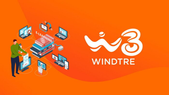 WindTre didattica a distanza 50 Giga e-learning