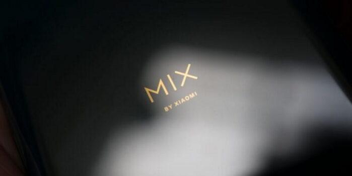 Xiaomi MI MIX 2021 in arrivo rumors