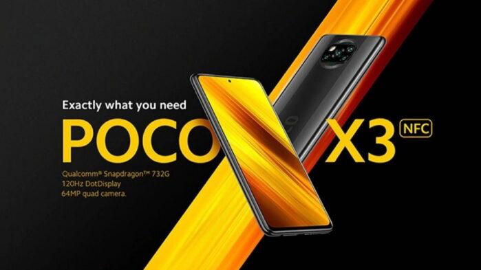 Xiaomi Poco X3 NFC offerta coupon prezzo