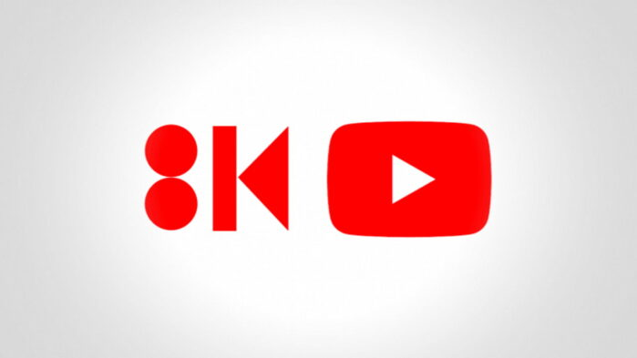 Youtube per Android TV supporta il formato video 8K