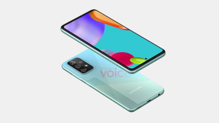 Galaxy A52 5G design 3