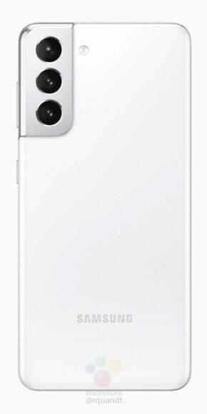 Galaxy S21 bianco
