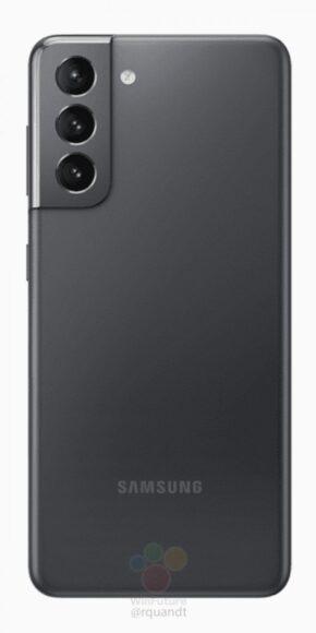 Galaxy S21 bordo plastica