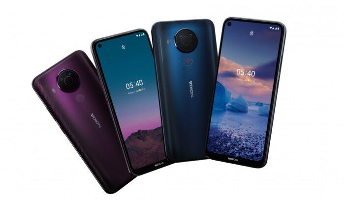 Nokia 5.4 design, prezzo e caratteristiche