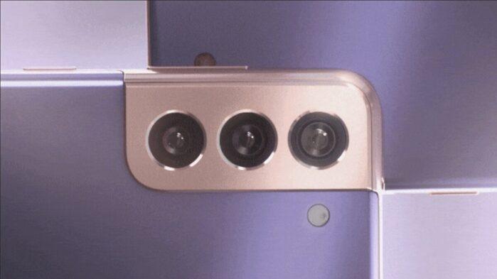 Samsung Galaxy S21 video pubblicitario design