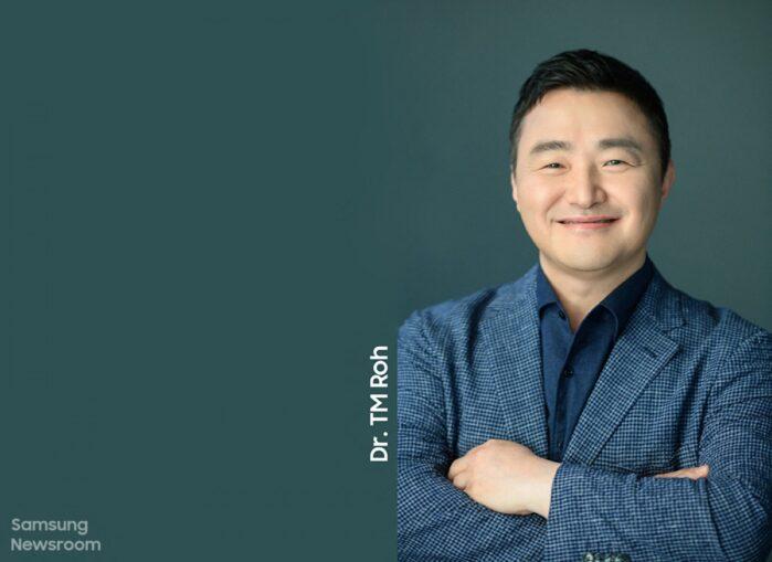 Samsung Mr TM Roh
