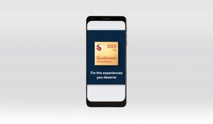 Snapdragon 888 Benchmark ufficiali di Qualcomm