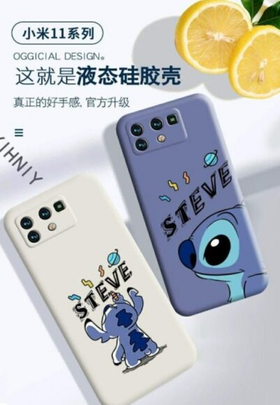Xiaomi MI 11 PRO case scocca posteriore