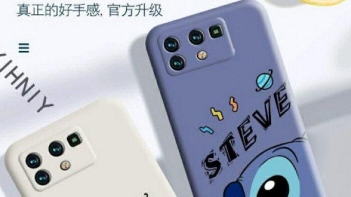 Xiaomi MI 11 design scocca posteriore e potenza batteria
