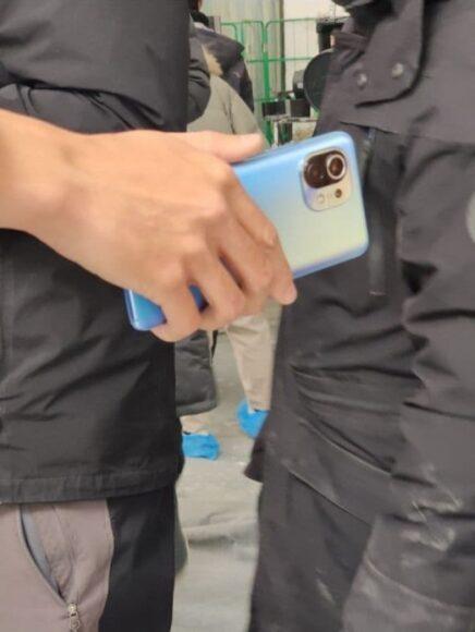 Xiaomi MI 11 foto dal vivo 1