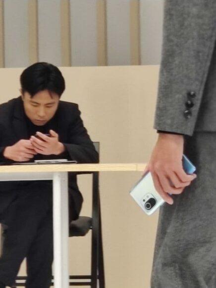 Xiaomi MI 11 foto dal vivo 3