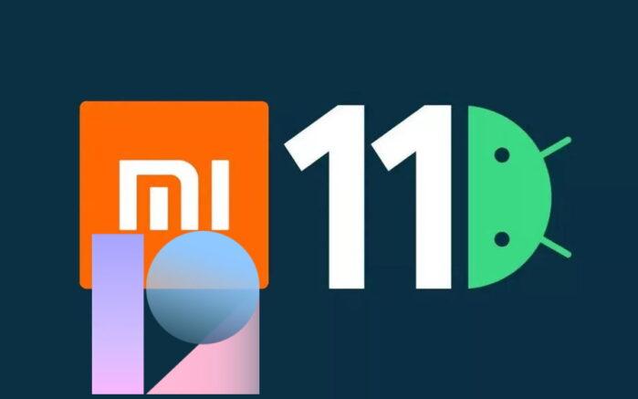 Xiaomi MI 9, Mi 9T e Redmi Note 8, 8 Pro Aggiornamento Android 11 MIUI 12