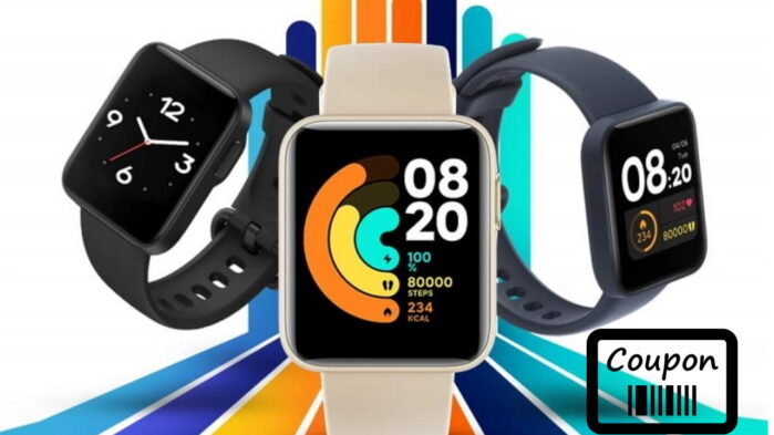 Xiaomi MI Watch Lite coupon prezzo offerta