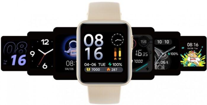 Xiaomi MI Watch Lite design 1
