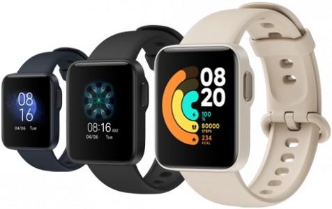 Xiaomi MI Watch Lite design 2
