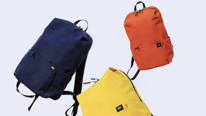 Xiaomi Zaino Colorful BlackPack 10L prezzo offerta 5 euro spedito