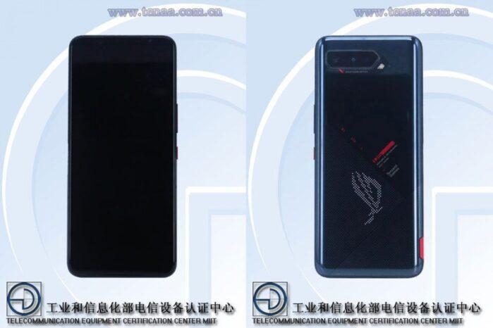 Asus Rog Phone 4 5 TENAA 1