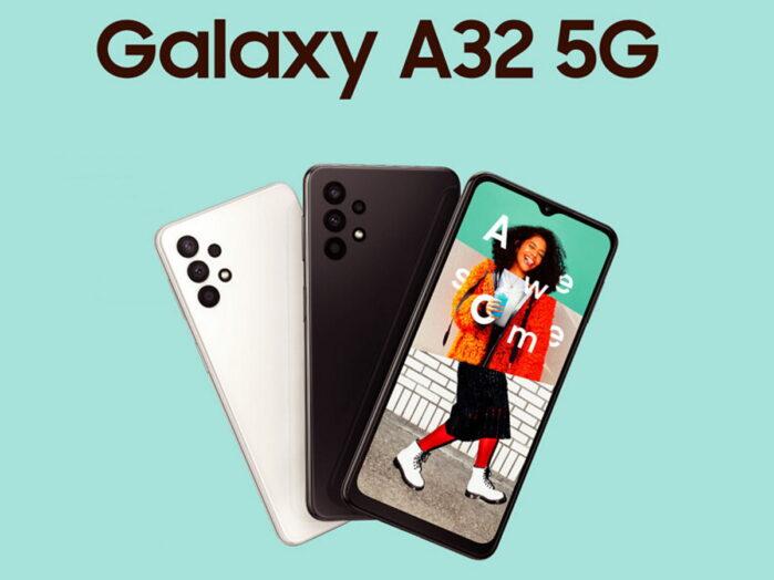Galaxy A32 5G ufficiale prezzo e caratteristiche smartphone 5g