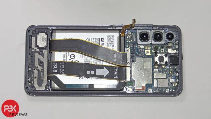 Galaxy S20 5G interni