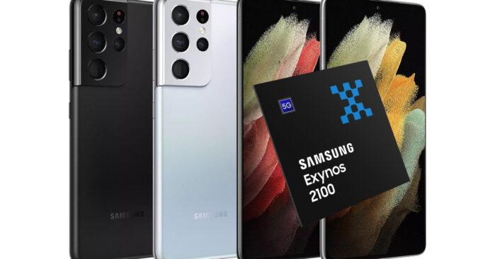 Galaxy S21 Ultra Exynos 2100 migliorie Galaxy S21 Plus Exynos 990
