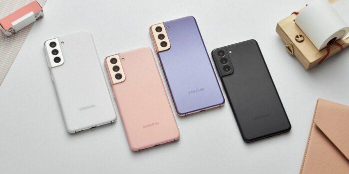 Galaxy S21 e S21 Plus colori