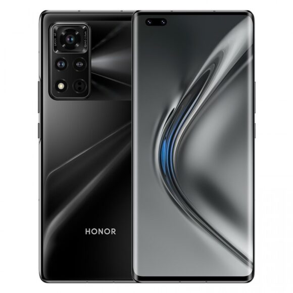 Honor V40 5G nero
